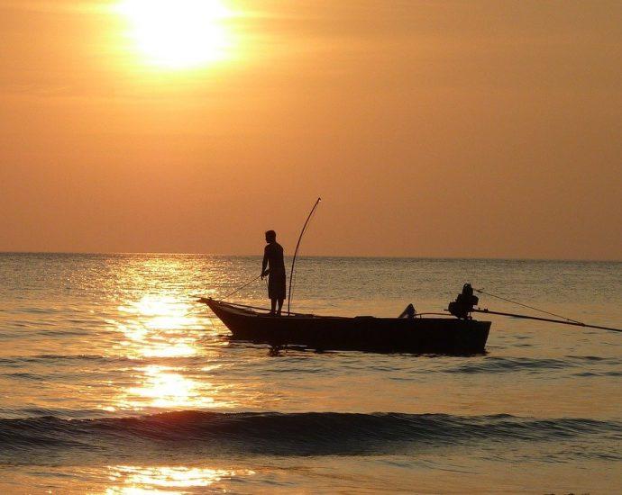Buty idealne do łowienia ryb i prac w wodzie