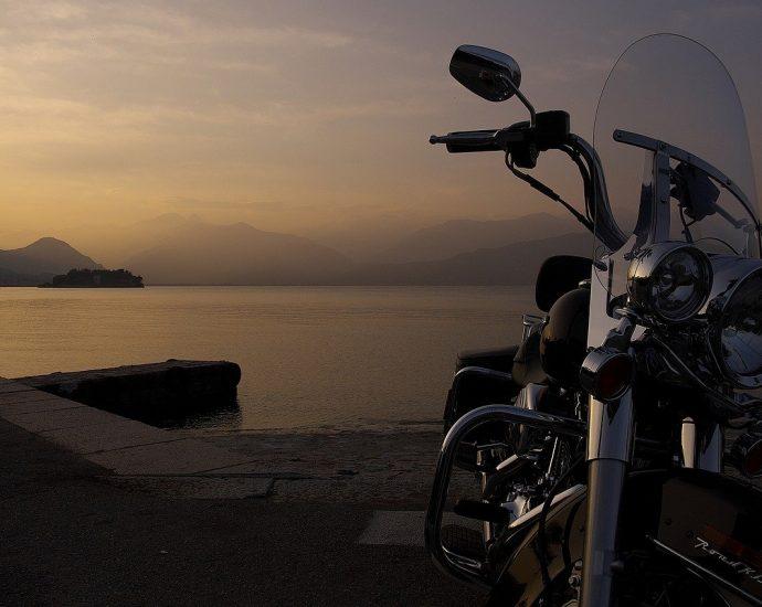 Odpowiednia odzież dla motocyklistów